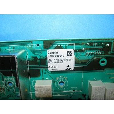 Moduł elektroniczny skonfigurowany do pralki (299610)