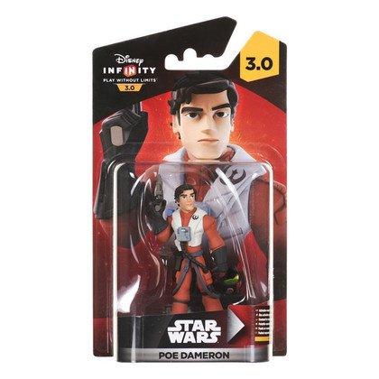 Figurka Disney Infinity 3.0 Poe Dameron Star Wars- Przebudzenie mocy