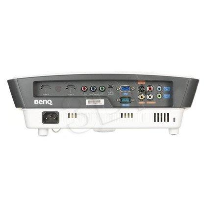 PROJEKTOR BenQ W750 DLP 720p 2500 ANSI 13000:1 HDMI 1,4a