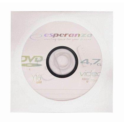 DVD-R ESPERANZA 4,7GB X 16 KOPERTA 1 SZT.