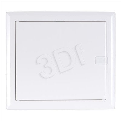 ALANTEC szafka multimedialna podtynkowa 355x317x90