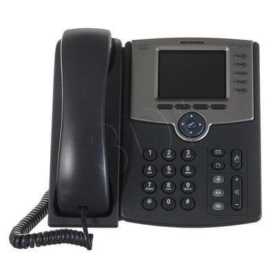 CISCO SPA525G2 TELEFON VoIP, USB, 2XRJ45, 5 linii