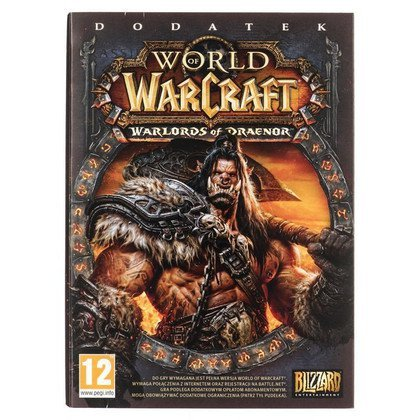 Gra PC WOW Warlords of Draenor