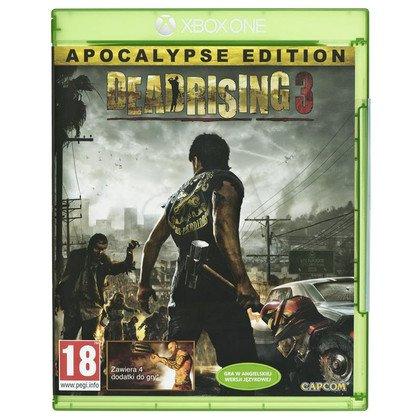 Gra Xbox ONE Dead Rising3 Apocalypse Edition