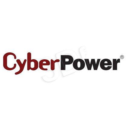 UPS CYBERPOWER OLS1500E (VFI, Tower, 1500VA, 1200W, 4xIEC (4xBackup), FL5min/HL14min, możliwość podłączenia dodatkowych modułów bateryjnych)