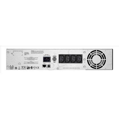 APC SMC1500I-2U Smart-UPS C 1500VA 2U Rack LCD230V