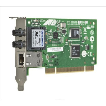 Allied Telesis Karta sieciowa AT-2701FTXa/ST-001 PCI 10/100 Mb/s RJ45,100 Mb/s ST