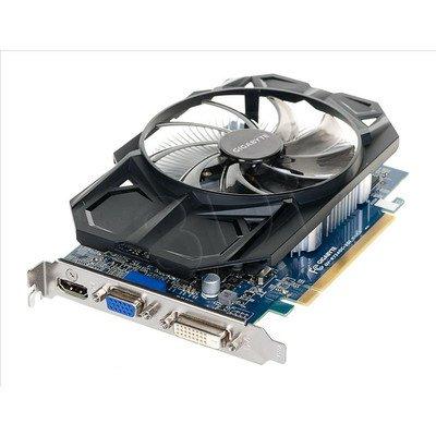 GIGABYTE AMD Radeon R7 240 2048MB DDR3/128bit DVI/HDMI PCI-E (900/1800) (wer. OC - OverClock)