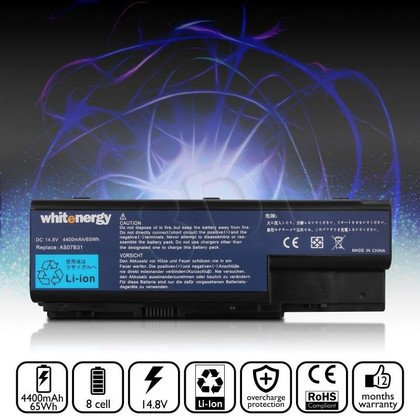 WHITENERGY BATERIA ACER ASPIRE 5220 / 5920 14.8V