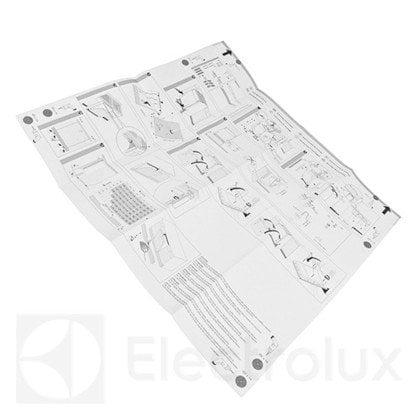 Szablon pomocniczy do zabudowy zmywarki — ESL64052 (1170632051)