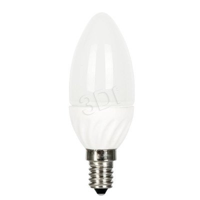 LED ACTIS ACS-DS2014C Candle 510lm 6,5W E14 b.ciepł
