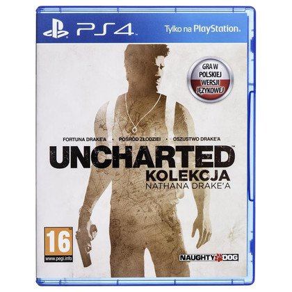 Gra PS4 Uncharted collection