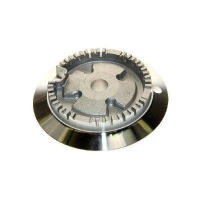 Kołpak (podstawa) palnika średniego Whirlpool (481236078157)