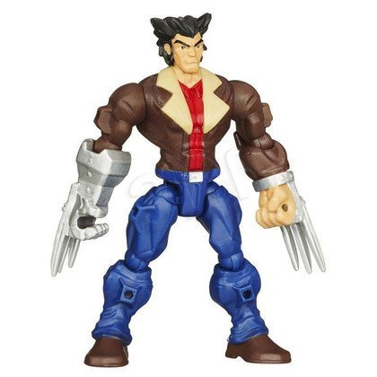 SUPER HERO MASHERS FIGURKA 15CM HASBRO WOLVERINE