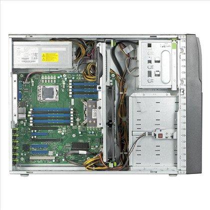 FUJITSU PRIMERGY TX2540 M1 E5-2407 v2 LFF 8GB noHDD SATA RAID noOS 3YOS