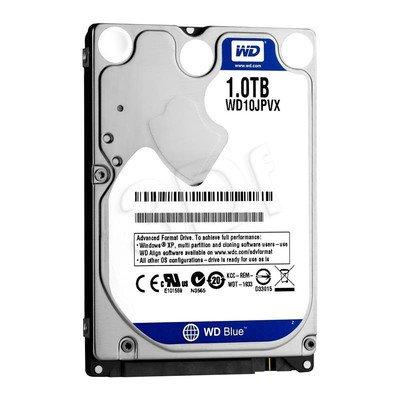 """HDD WD SCORPIO BLUE 1TB 2,5"""" WD10JPVX 5400 SATA III"""