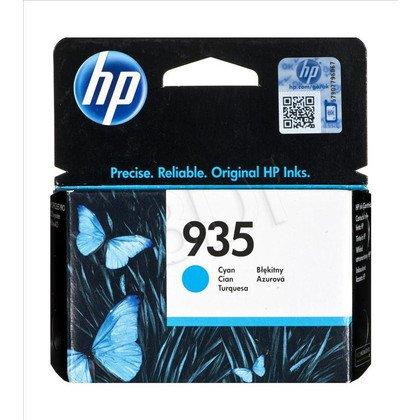 HP Tusz Niebieski HP935=C2P20AE, 400 str.