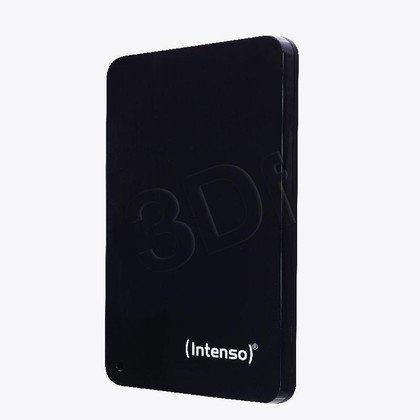 INTENSO HDD 500GB ZEWNĘTRZNY MEMORYBLADE CZARNY USB 3.0
