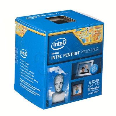 PROCESOR PENTIUM G3240 3.1GHz/3MB LGA1150 BOX