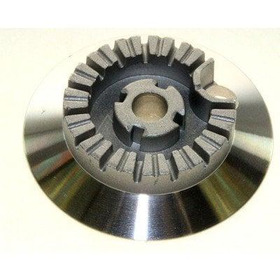 Kołpak (podstawa) palnika małego Whirlpool (481936078397)