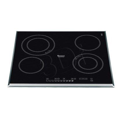 Płyta Ceramiczna Ariston KRO 642 D Z (4-polowa Czarny)