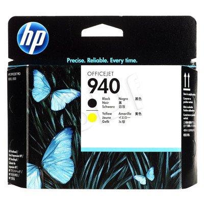 HP Głowica Czarny i Żółty HP940=C4900A, 1000 str.