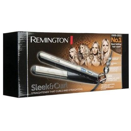 Prostownica Remington S6500 ( Czarno-złoty)