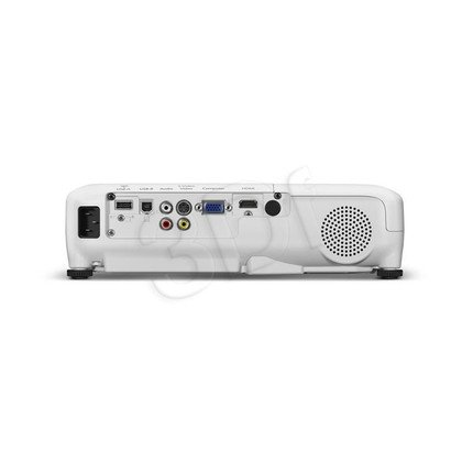 Epson Projektor EB-S04 3LCD 800x600 3000ANSI lumen 15000:1