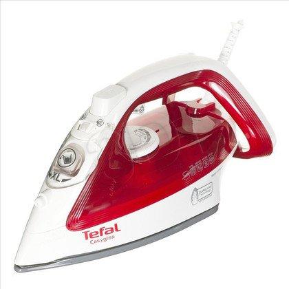 Żelazko z generatorem pary Tefal Easygliss FV3922E0(2300W /biało-czerwony)