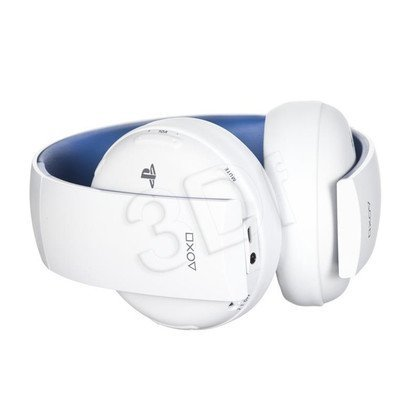 PS4 Wireless Stereo Headset 2.0 white
