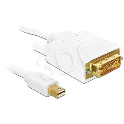 DELOCK KABEL MINI DISPLAYPORT - DVI(24+1) 2.0M
