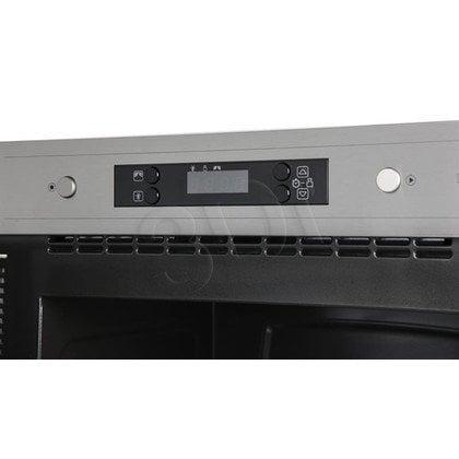 Kuchenka mikrofalowa Whirlpool AMW 440/IX (750W/Inox-czarny)
