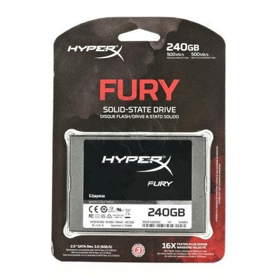 KINGSTON DYSK SSD HyperX SHFS37A/240G