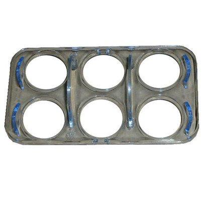 Pojemnik do jaj - niebieski (8022255)