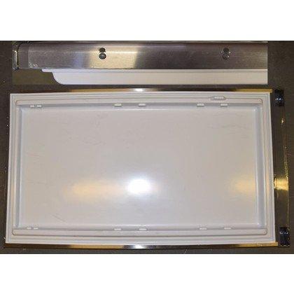 Drzwi chłodziarki inox (1030387)