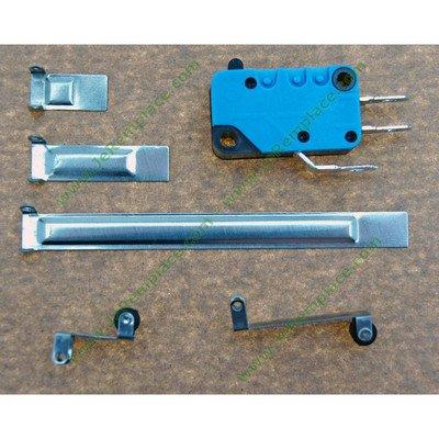 Wyłącznik główny drzwi kuchenki mikrofalowej Whirlpool (481927618336)