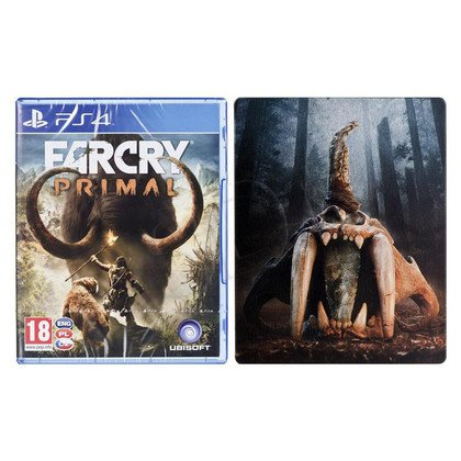 Gra PS4 Far Cry Primal Collector