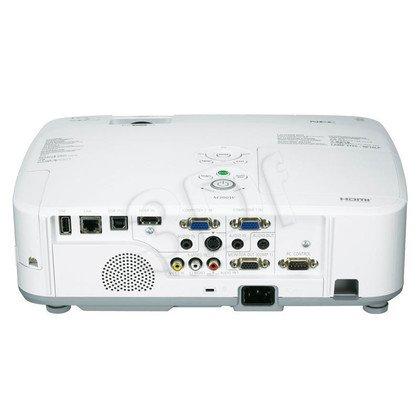 PROJEKTOR NEC M311X LCD XGA 3100 ANSI 3000:1 HDMI LAN USB