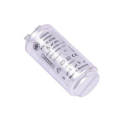Kondensator silnika suszarki (5 µF) (1250020516)