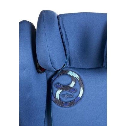 FOTELIK SAMOCHODOWY CYBEX PALLAS M-FIX TRUE BLUE