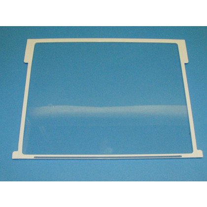 Półka szklana z ramką (163334)