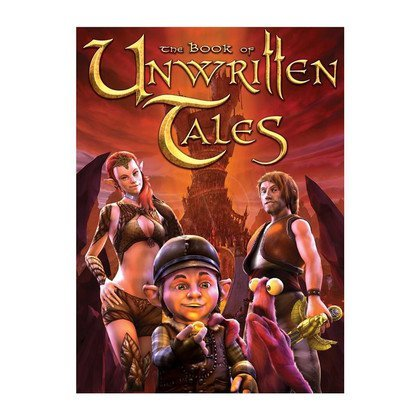 Gra PC The Book of Unwritten Tales: The Critter Chronicles - Digital Deluxe (klucz do pobrania)