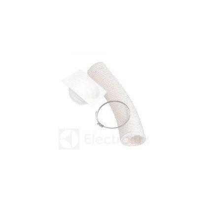 Zestaw wywiewowy do suszarki kondensacyjnej 102mm 1,5m Electrolux (50292034001)