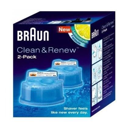 Płyn czyszcząco-odkażający do golarek Braun CCR2