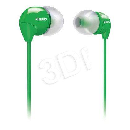Słuchawki douszne Philips SHE3590GN/10 (Zielony)