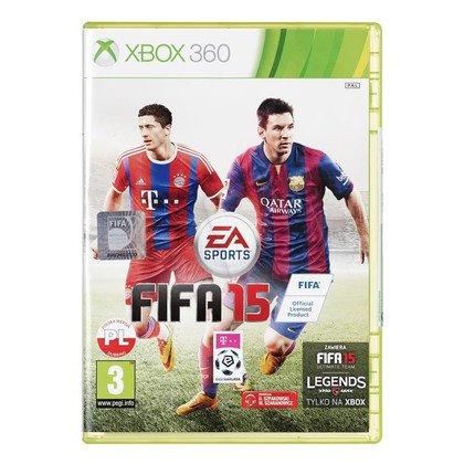 Gra Xbox 360 FIFA 15