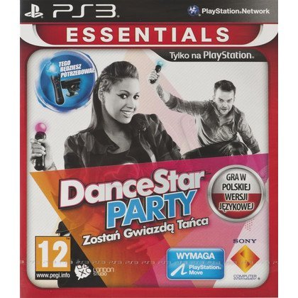 Gra PS3 DanceStar Party Essentials