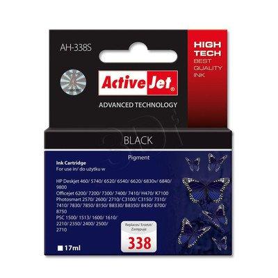 ActiveJet AH-338S tusz czarny do drukarki HP (zamiennik HP 338 C8765E)