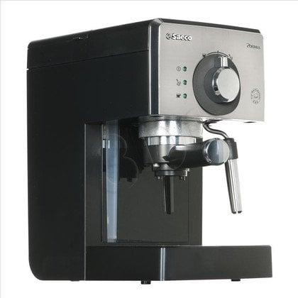 Ekspres ciśnieniowy manualny Saeco Poemia HD8425/19 (1050W czarno-stal)