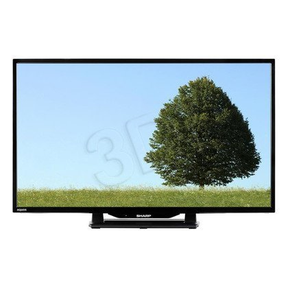 "TV 32"" LCD LED Sharp LC-32LD170E (Tuner Cyfrowy 50Hz USB)"